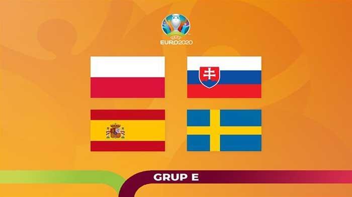 Grup E Euro 2021