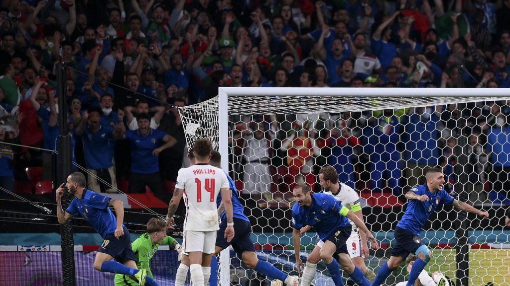 Perjalanan-Timnas-Inggris-Masuk-Final-Euro-2021-Hanya-sekali-kebobolan