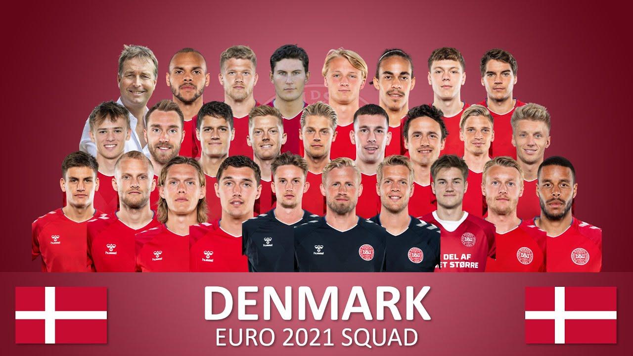 pemain-denmark-euro