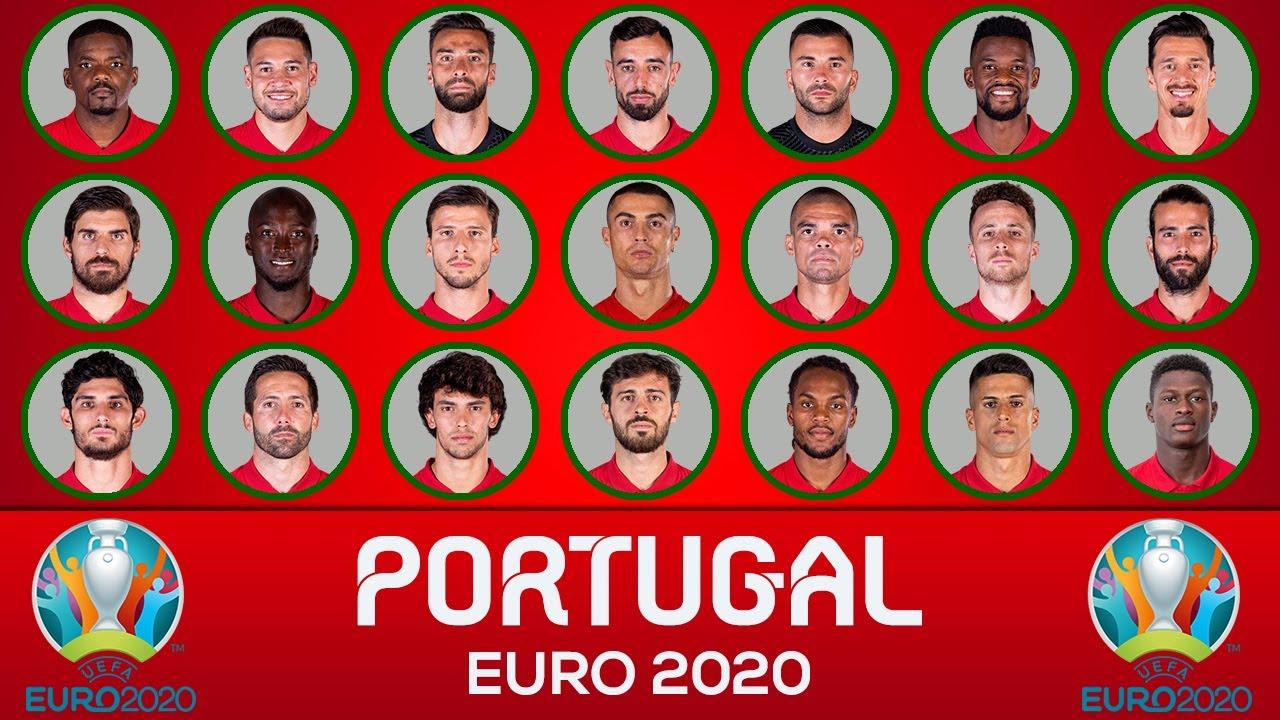 pemain-portugal-euro-2021