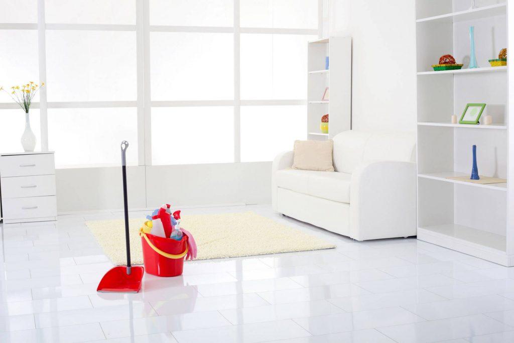 Bersihkan Rumah dan Lakukan Desinfeksi Rutin