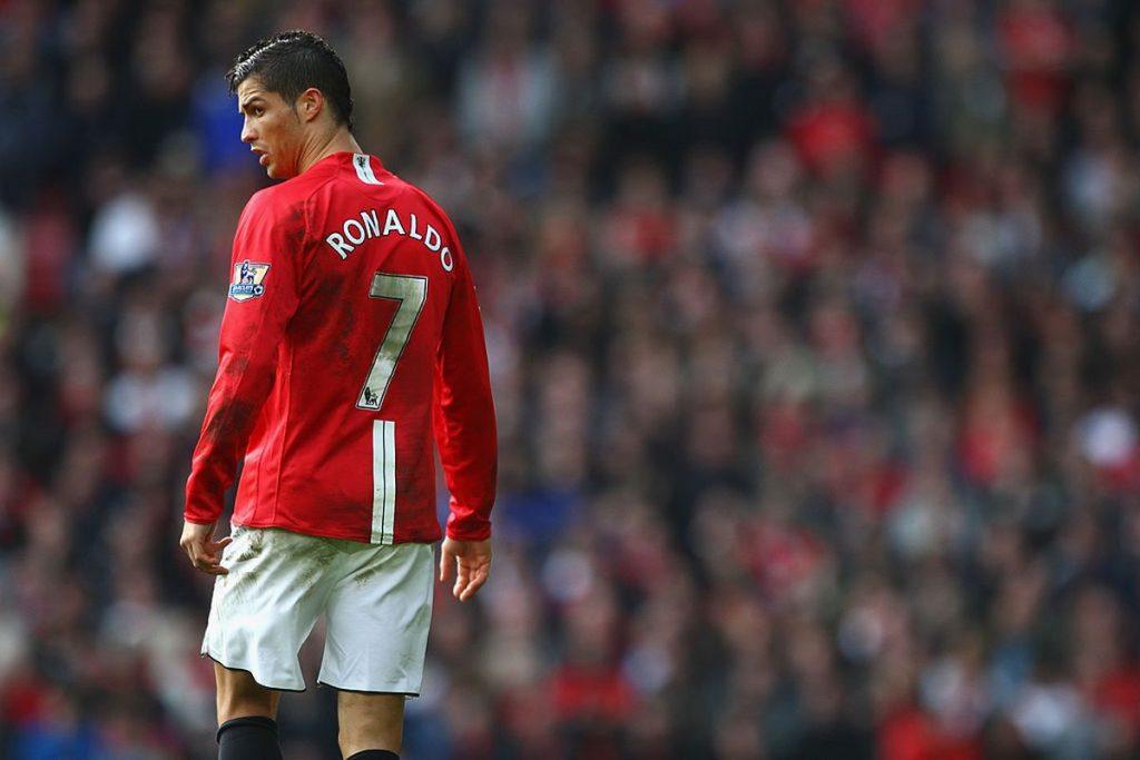 Nama Ronaldo Terinspirasi dari Presiden Amerika Serikat