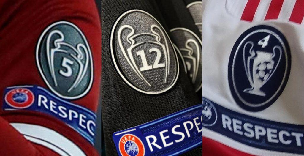 Tim Peraih UEFA Badge of Honor